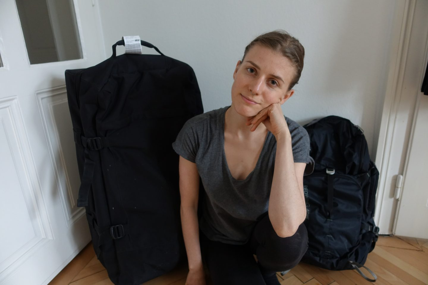 What I've learned from living out of a suitcase