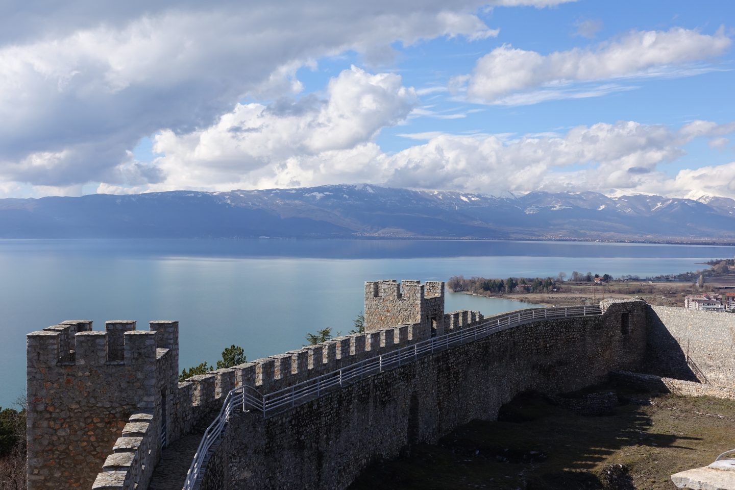 fortress things to do in ohrid