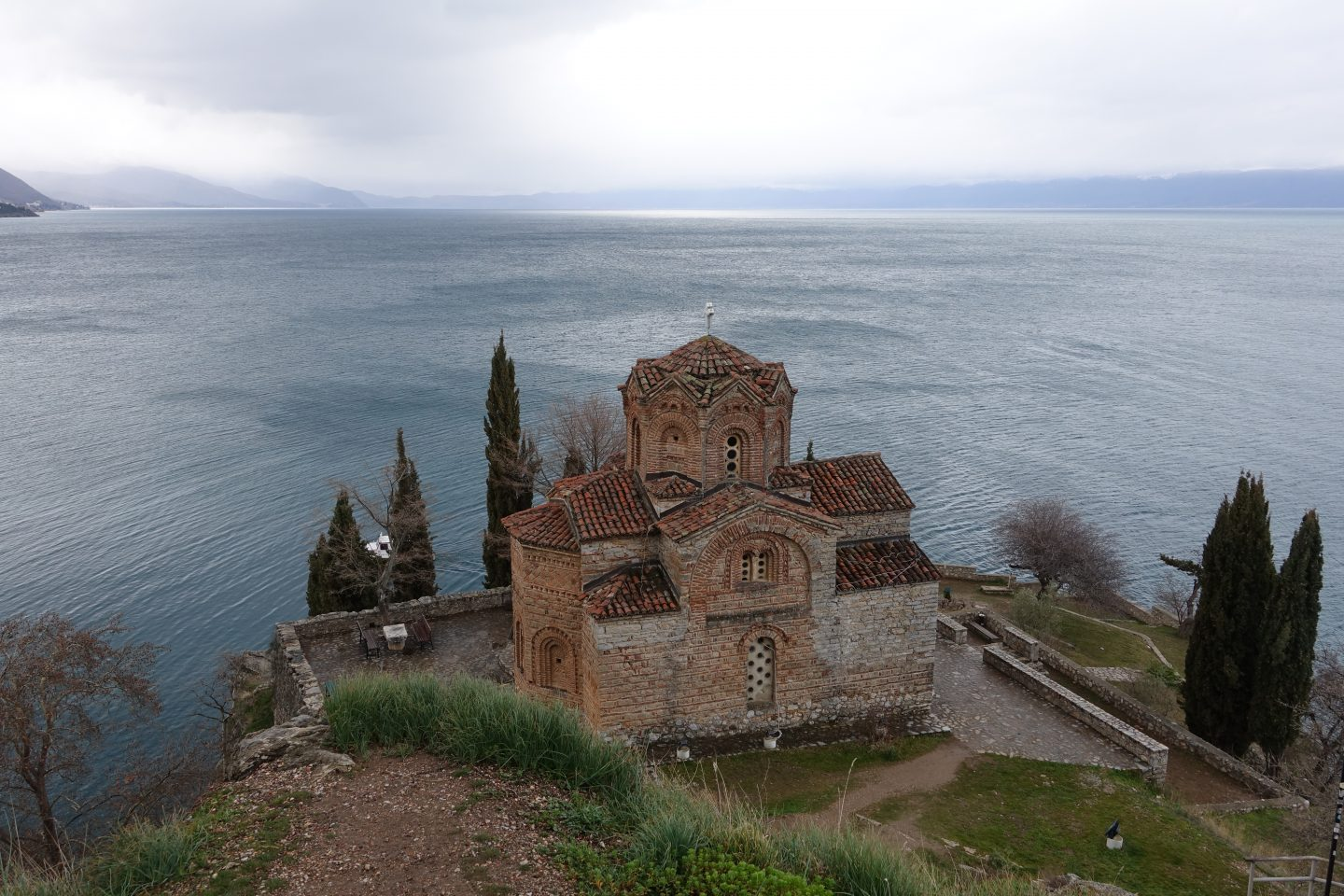 kaneo church things to do in ohrid