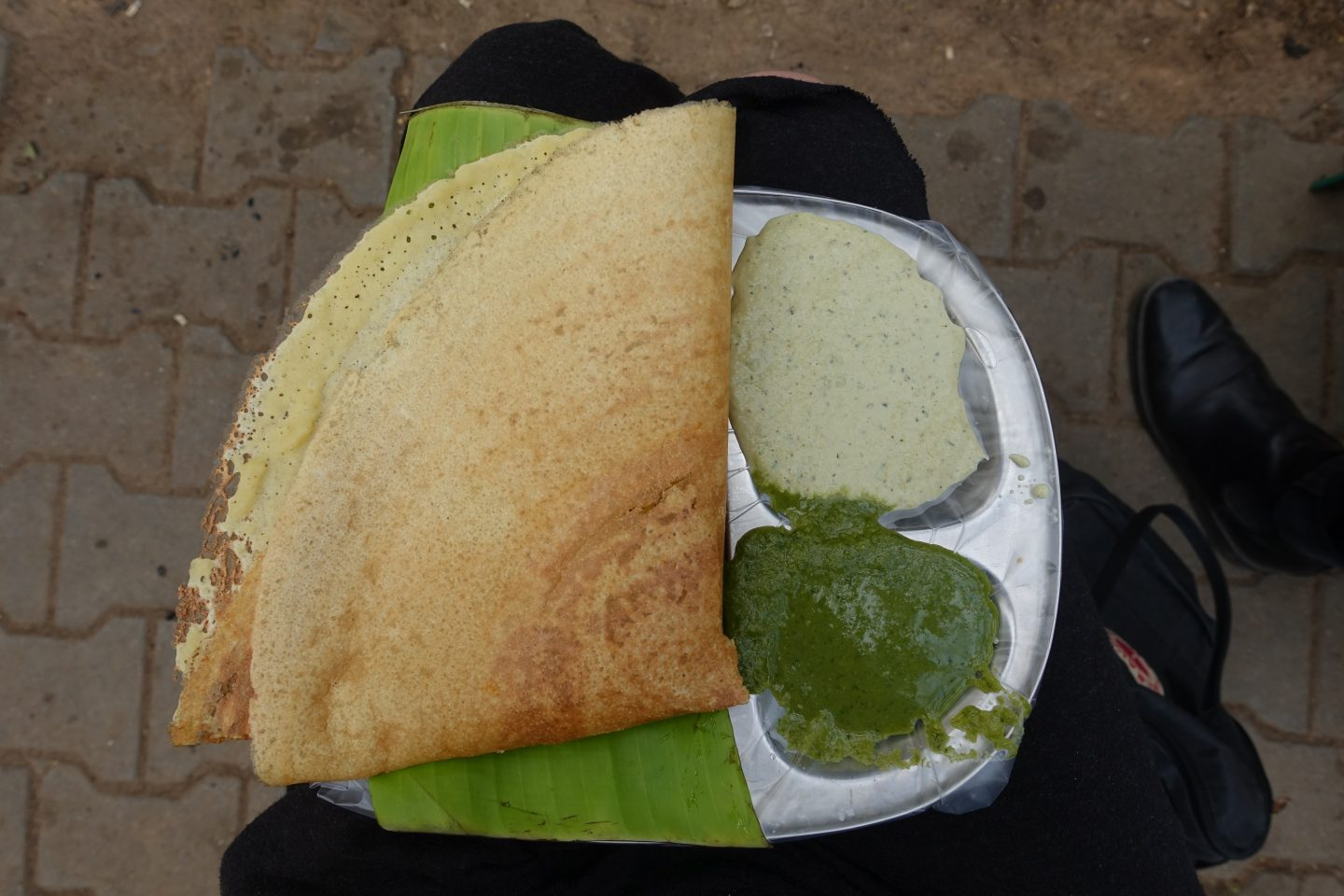 99 variety dosa Vegan Food Bangalore
