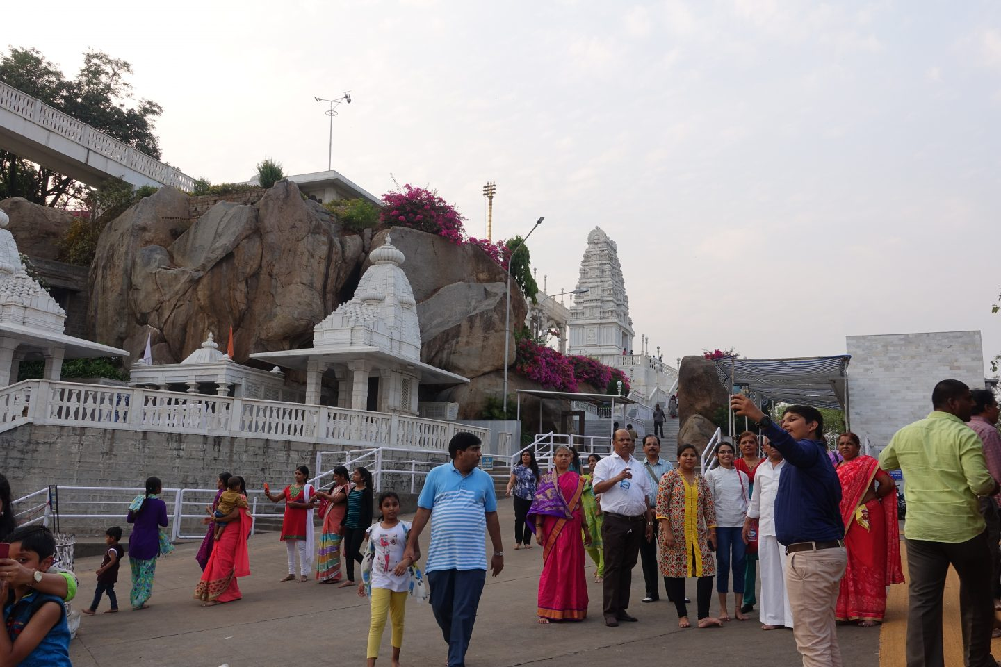 Birla Mandir in Hyderabad - things to do in hyderabad