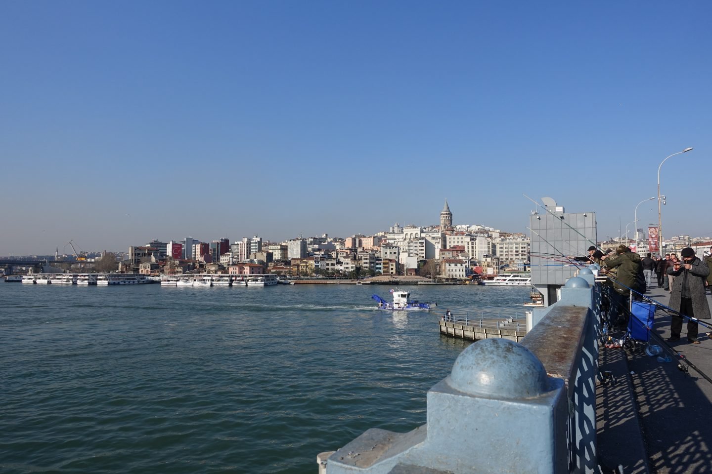 Galata bridge Things to do in Istanbul