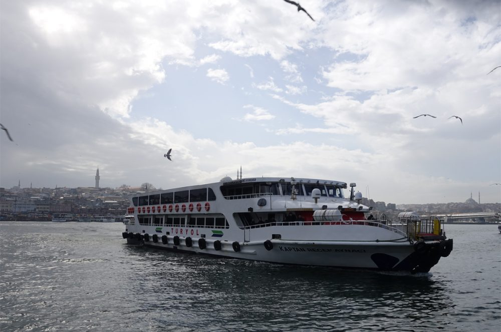 ferry Things to do in Istanbul