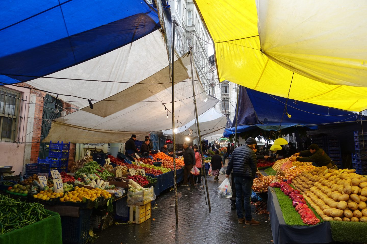 Tarlabasi market Things to do in Istanbul
