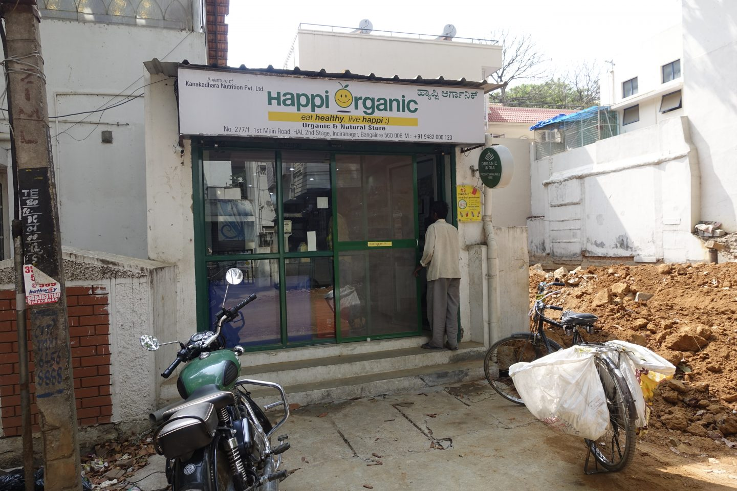 happi organic store organic grocery stores in bangalore