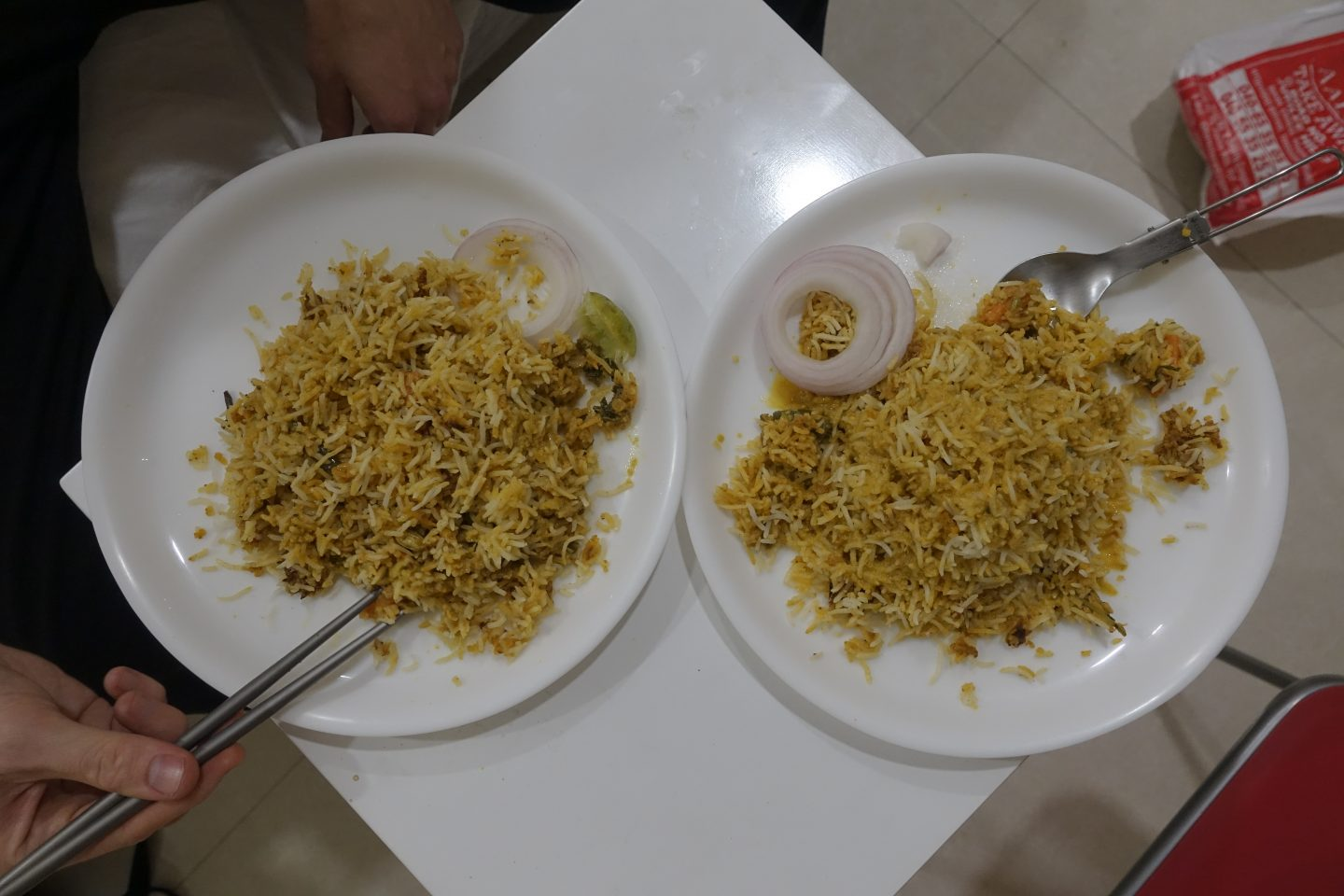 Aahar Take Away briyani hyderabad
