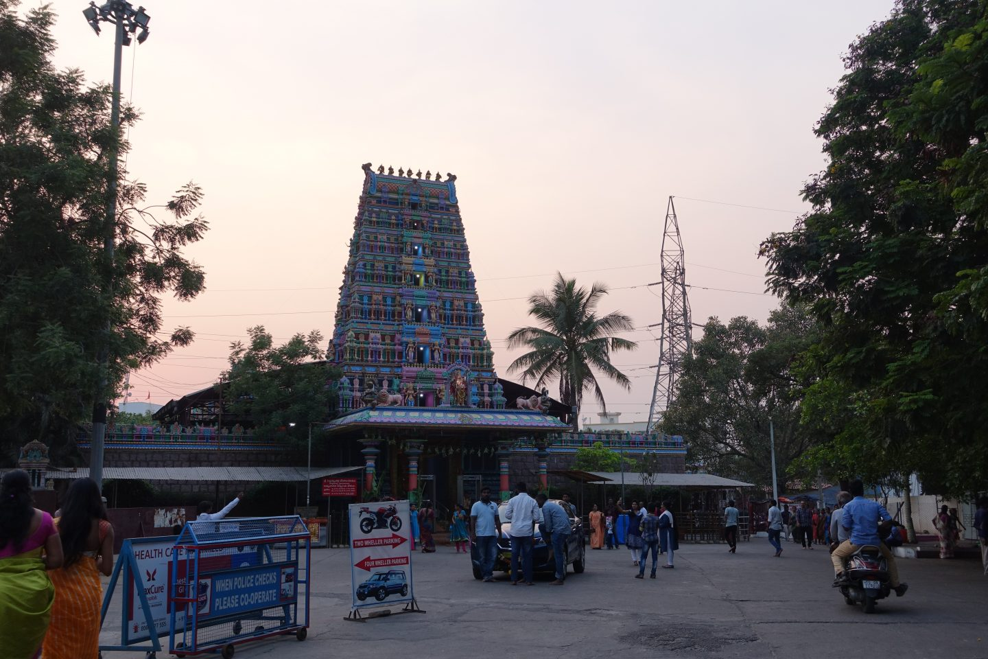 Peddamma Temple things to do in hyderabad