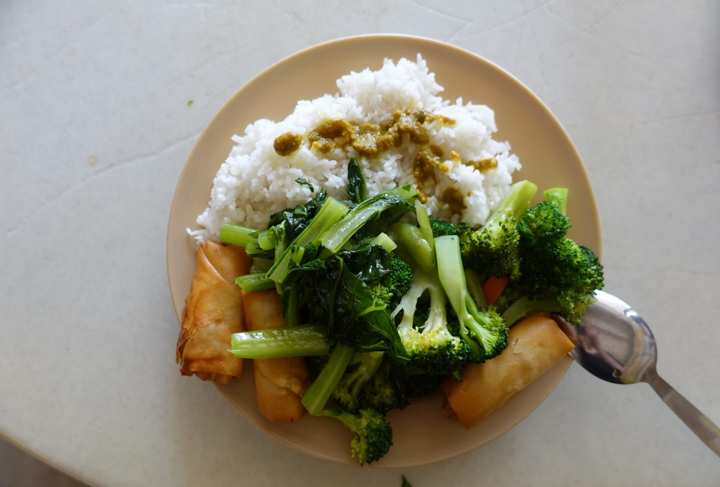 chang yuan vegetarian food