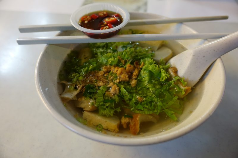 jawa mee whole grains noodle soup penang