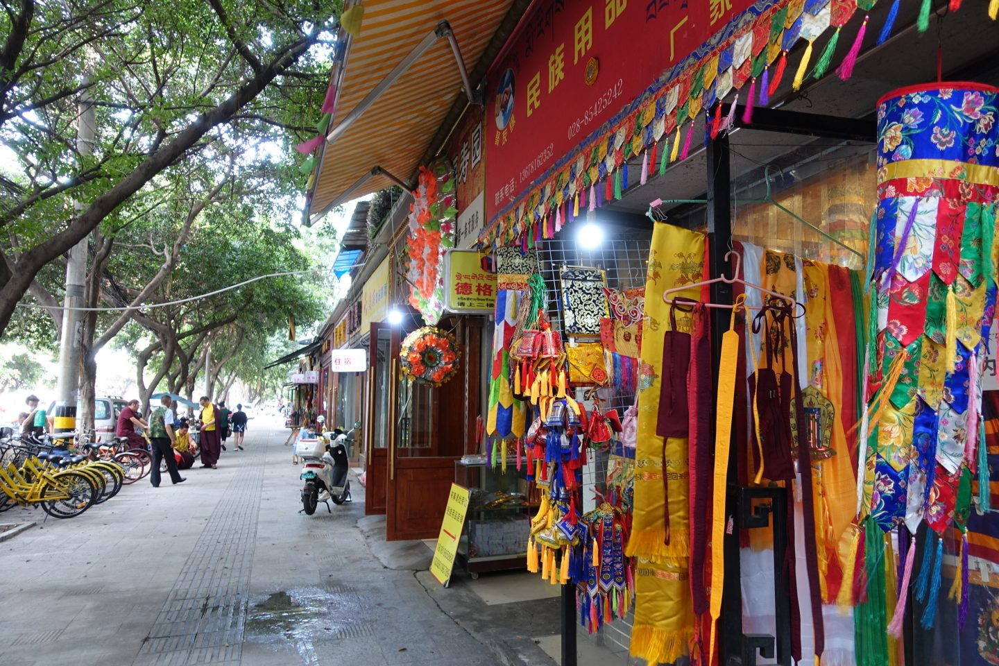 10 Things To Do in Chengdu - Wuhouci Street
