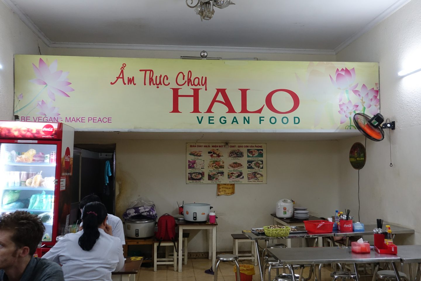 halo ho chi minh city inside