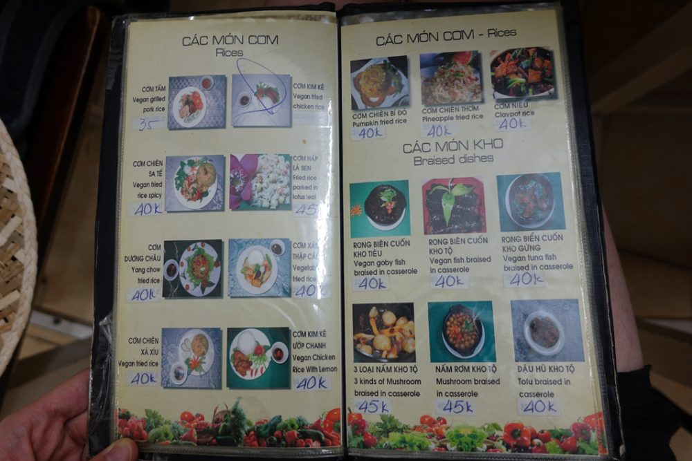 halo ho chi minh city menu 3