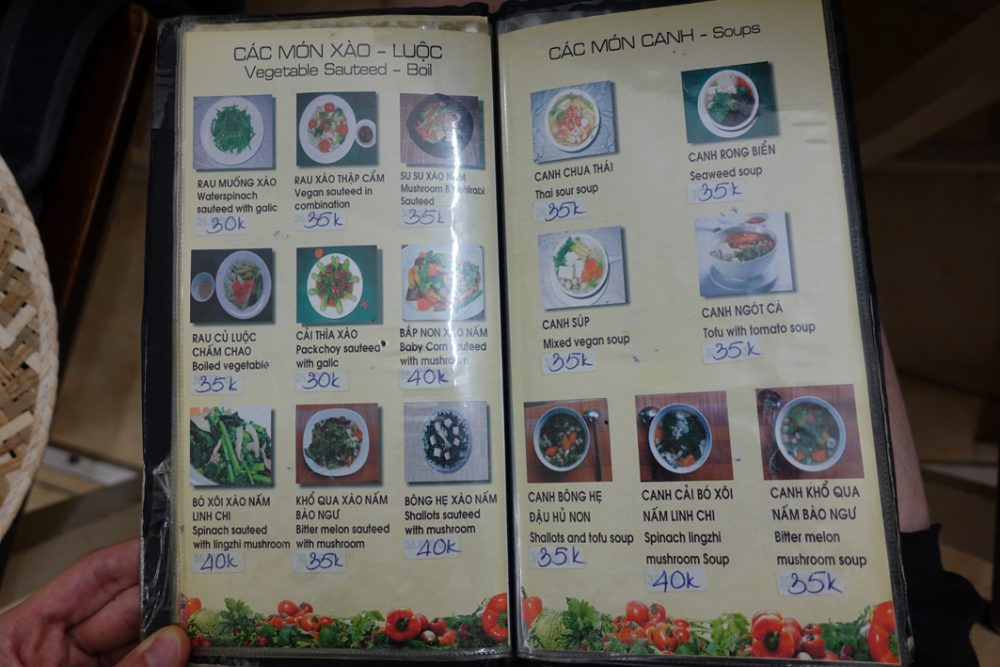 halo ho chi minh city menu 4