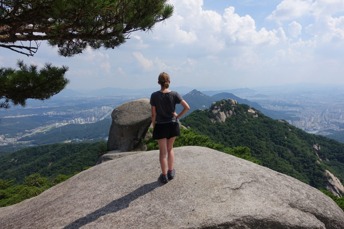 10 Things To Do in Seoul - Suraksan Mountain