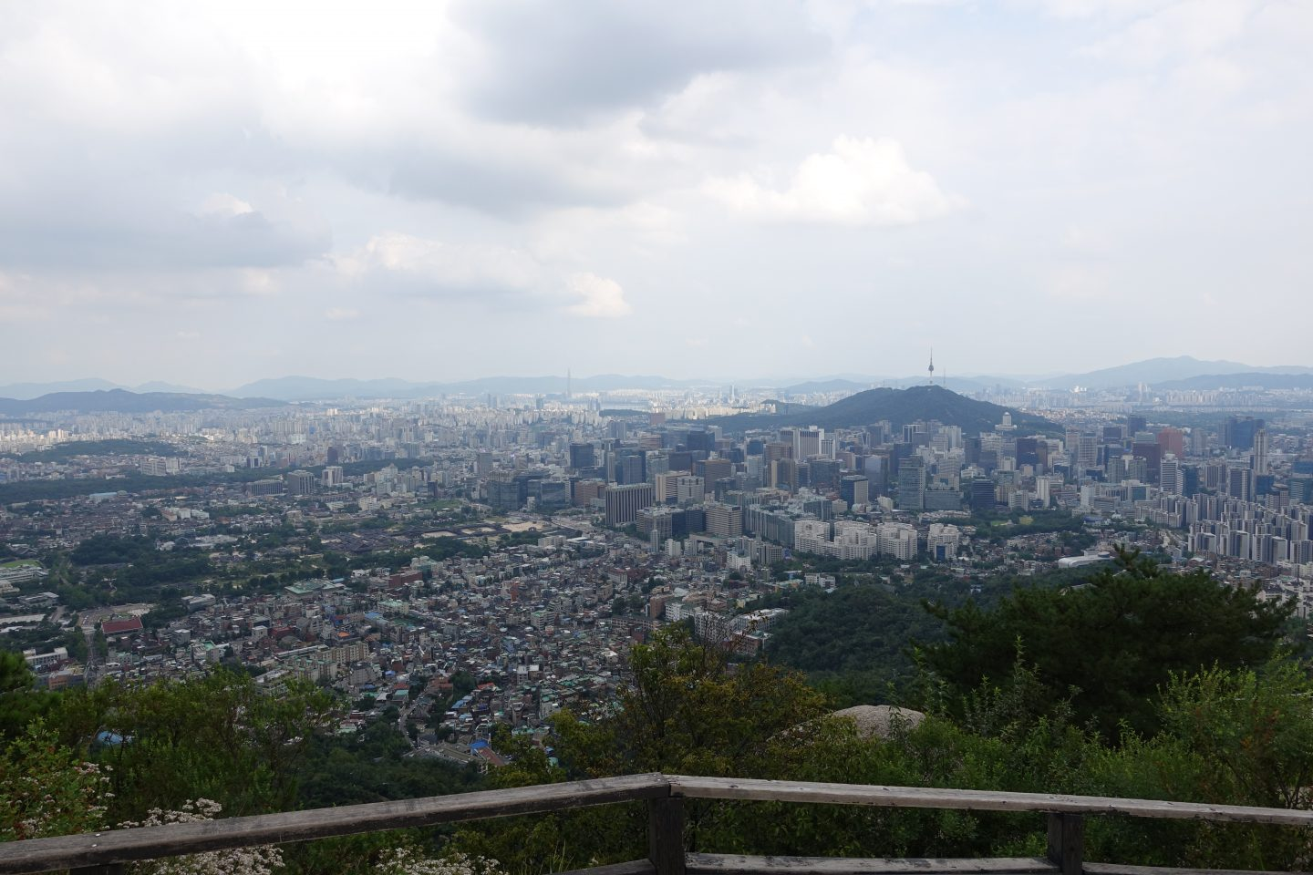 Things to do in Seoul - Mount Inwangsan
