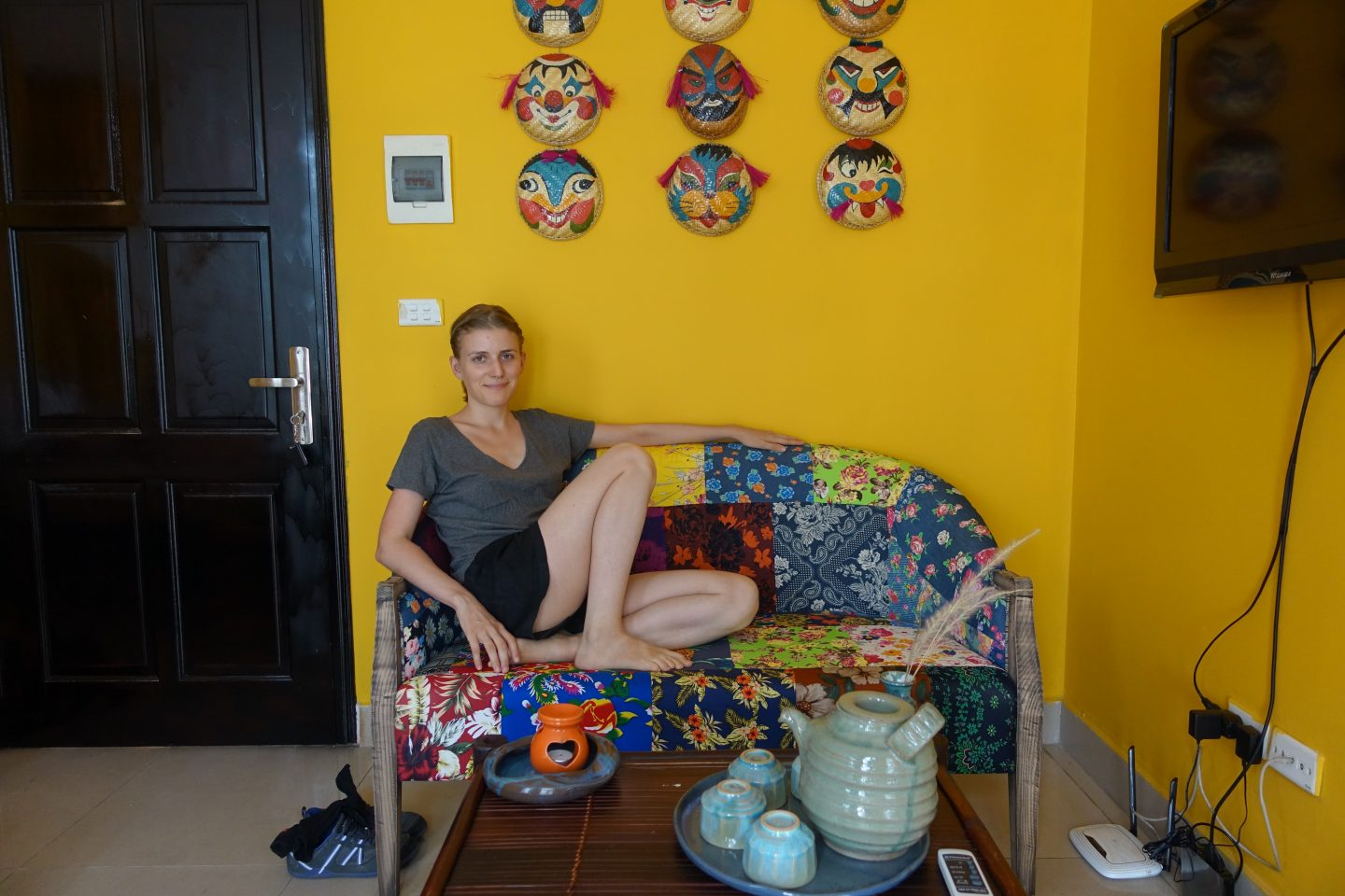 The cost of traveling in Vietnam - accommodation